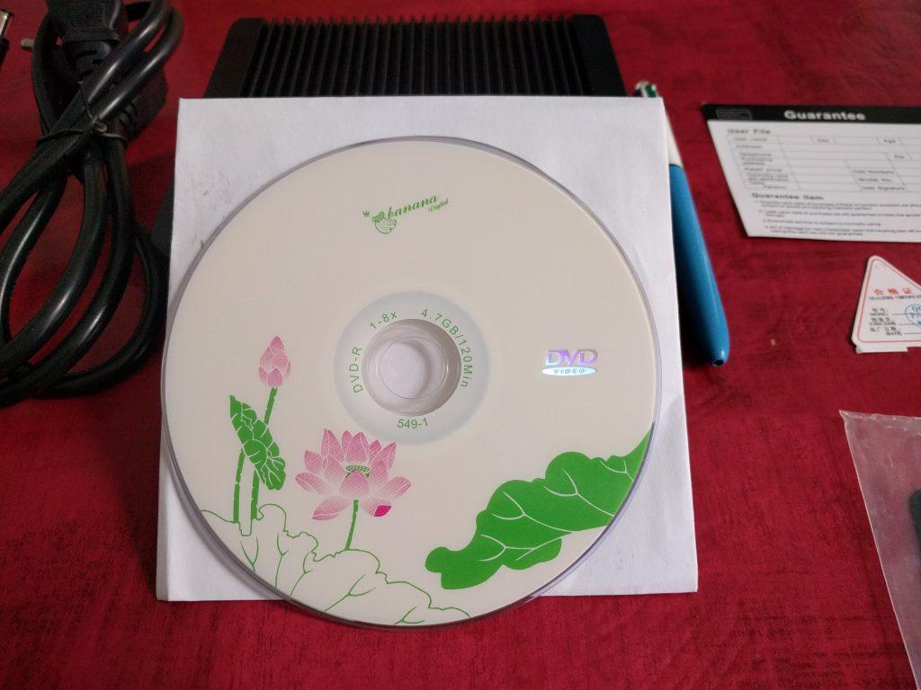 Le DVD inclus